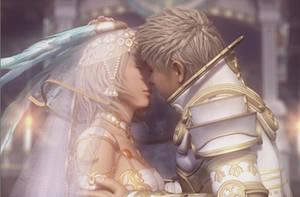 Rasler and Ashe's wedding... by Lex-Princeton
