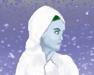 Snow Queen by TanteiKid