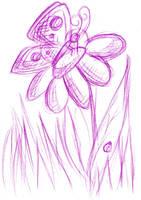 flower by dheeka