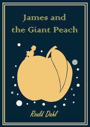 James and the Giant Peach ~cover~ by dheeka