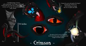 Commission: Crimson Ref. by Sashafras