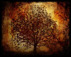 Autumn's Deliberation by IrondoomDesign
