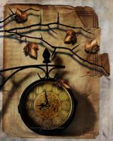 Persistence de Temps by IrondoomDesign