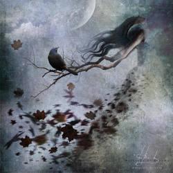 Mistress Of Autumn by IrondoomDesign