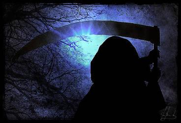 The Grim Reaper by IrondoomDesign