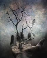 Handful of Hope by IrondoomDesign