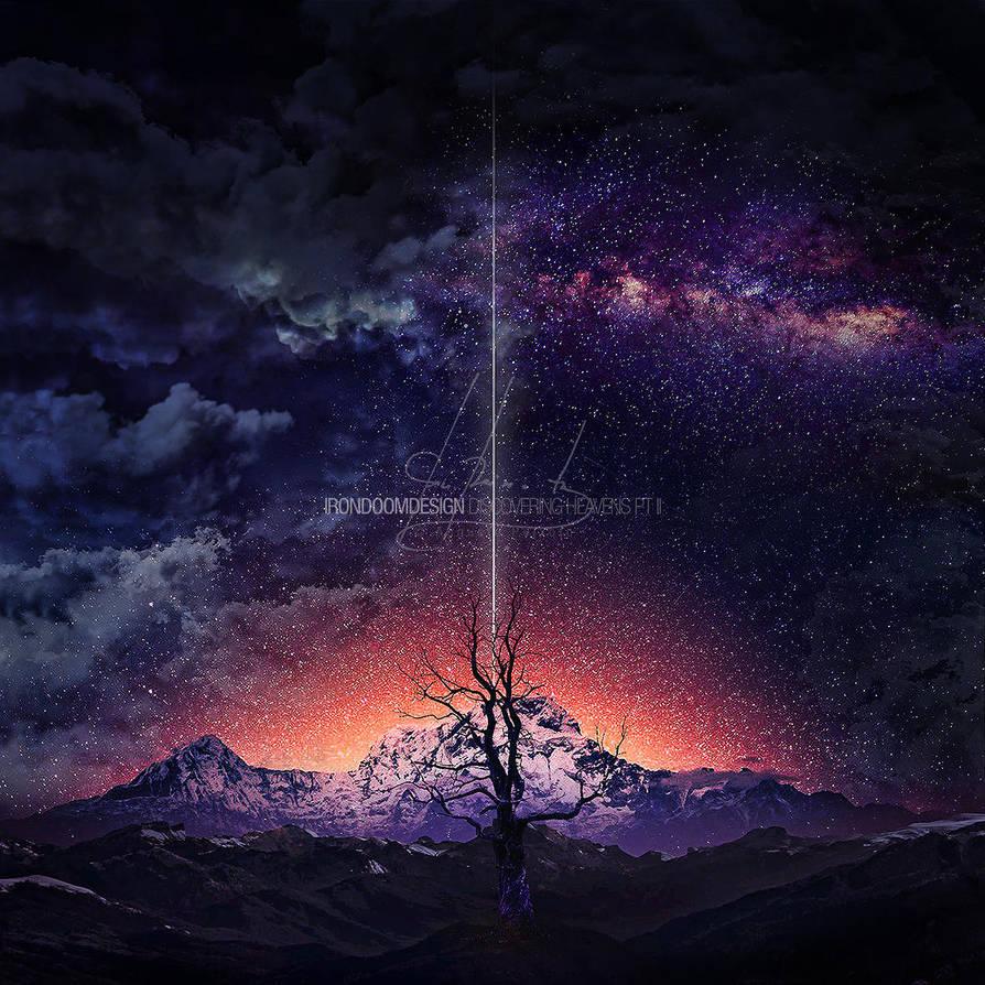 Discovering Heavens Pt II by IrondoomDesign