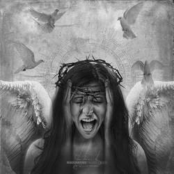 The Lost Goddess by IrondoomDesign