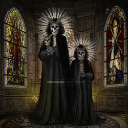 Ghosts of Perdition by IrondoomDesign