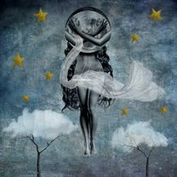 Mother Luna by IrondoomDesign