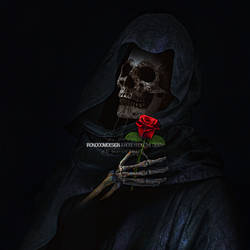 A Rose From The Death by IrondoomDesign