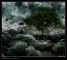 Serenity of Rocks by IrondoomDesign