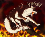 I Swear by Fire by LupusDream