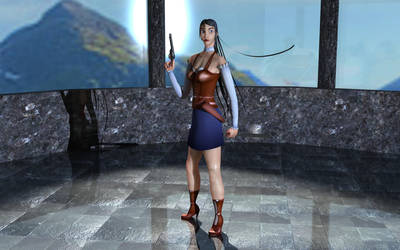 AschallaImproved Render 1 by Otaku-Eyes