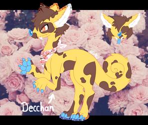 Decchan Ref [Chimereon MYO] / pending / by Dickzy