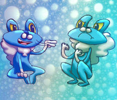 froakies by LittleMads