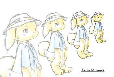 Asda Mimiga by Archinos