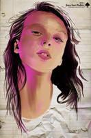 XVIII Portrait by JoeySanPedro