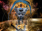 XVIII - Serpents of the Nile 4 by JoeySanPedro
