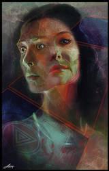 XIIX - Elizabeth Olsen by JoeySanPedro
