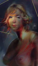 XIIX - Maria Yprs by JoeySanPedro