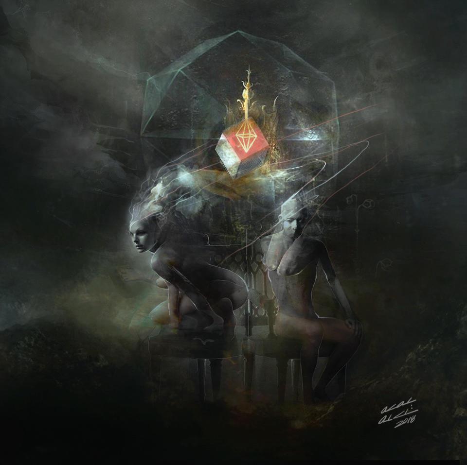 XIIX - forbidden sanity by JoeySanPedro