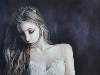 Self Portrait by pARTcia