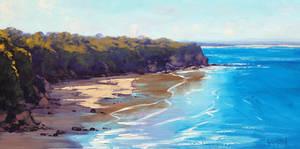 Sunny Beach by artsaus