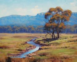 Hartley Creek by artsaus