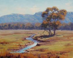 River Let Hartley by artsaus