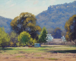 Valley Spring Hartley by artsaus