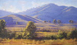 Strath creek Morning by artsaus