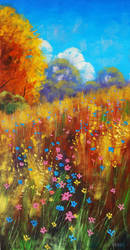 Wildfloers by artsaus