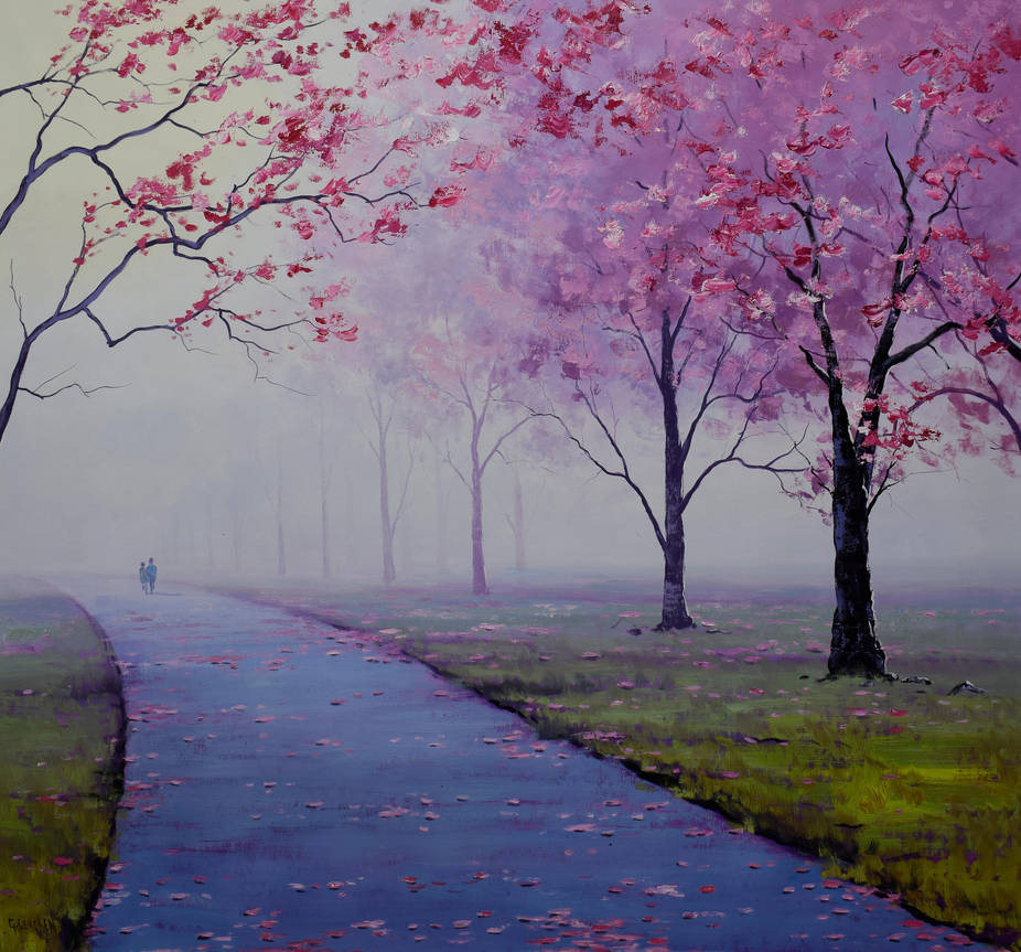 Lovers Stroll by artsaus
