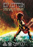 Led Zeppelin by Rafaelbfalconi