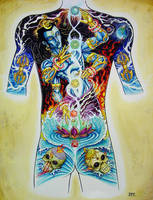 Shiva by Antman2012