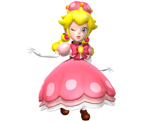Peachette by PrinceCheap