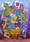 Sonic the Hedgehog CD by Rokkan-Illidian