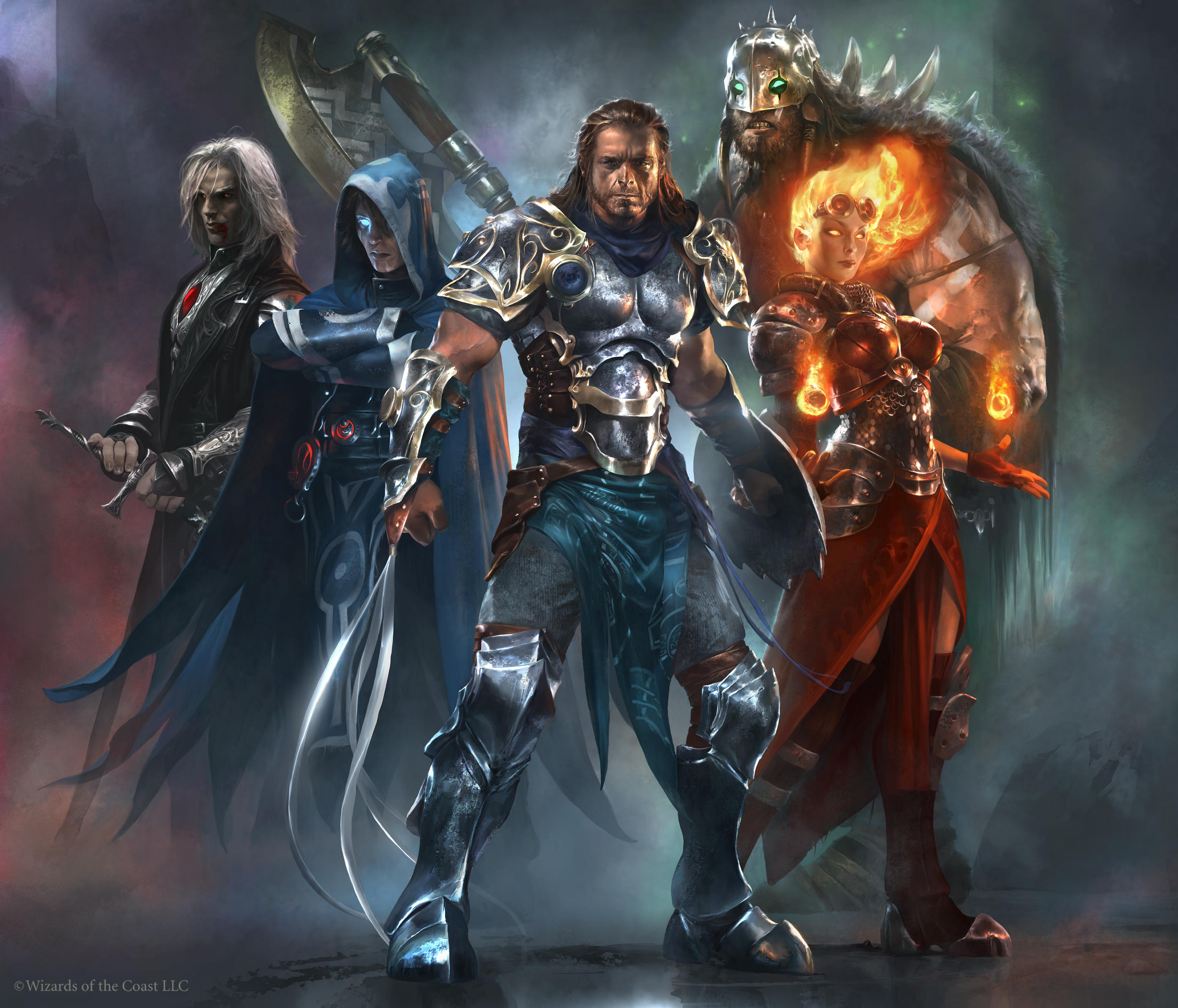 MTG:Duels of the Planeswalkers by Cryptcrawler