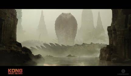 Kong Skull Island: Villain Pitch by Cryptcrawler