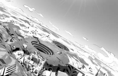 Conqueror Concept Art VII by PauulP