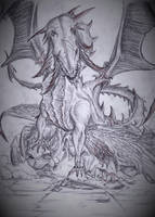 FFXIV - Thou art weak, Hraesvelgr... by SophieArdon