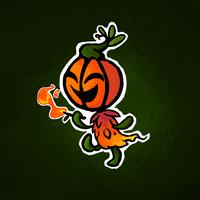 Halloween Fakemon by hollmon