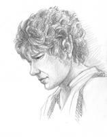 Freeman as Bilbo by Norloth