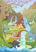 Rivendell by Norloth