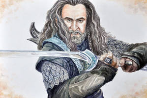 Thorin Oakenshield by Norloth