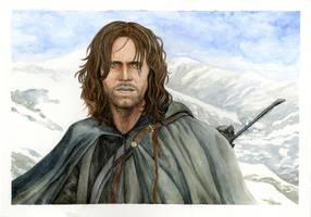 Aragorn by Norloth