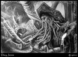 Davy Jones: I am the Sea by Norloth