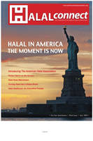 WORK - HALAL CONNECT USA COVER by markpiet