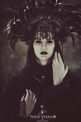 Dark Beauty by Lapoulenoire